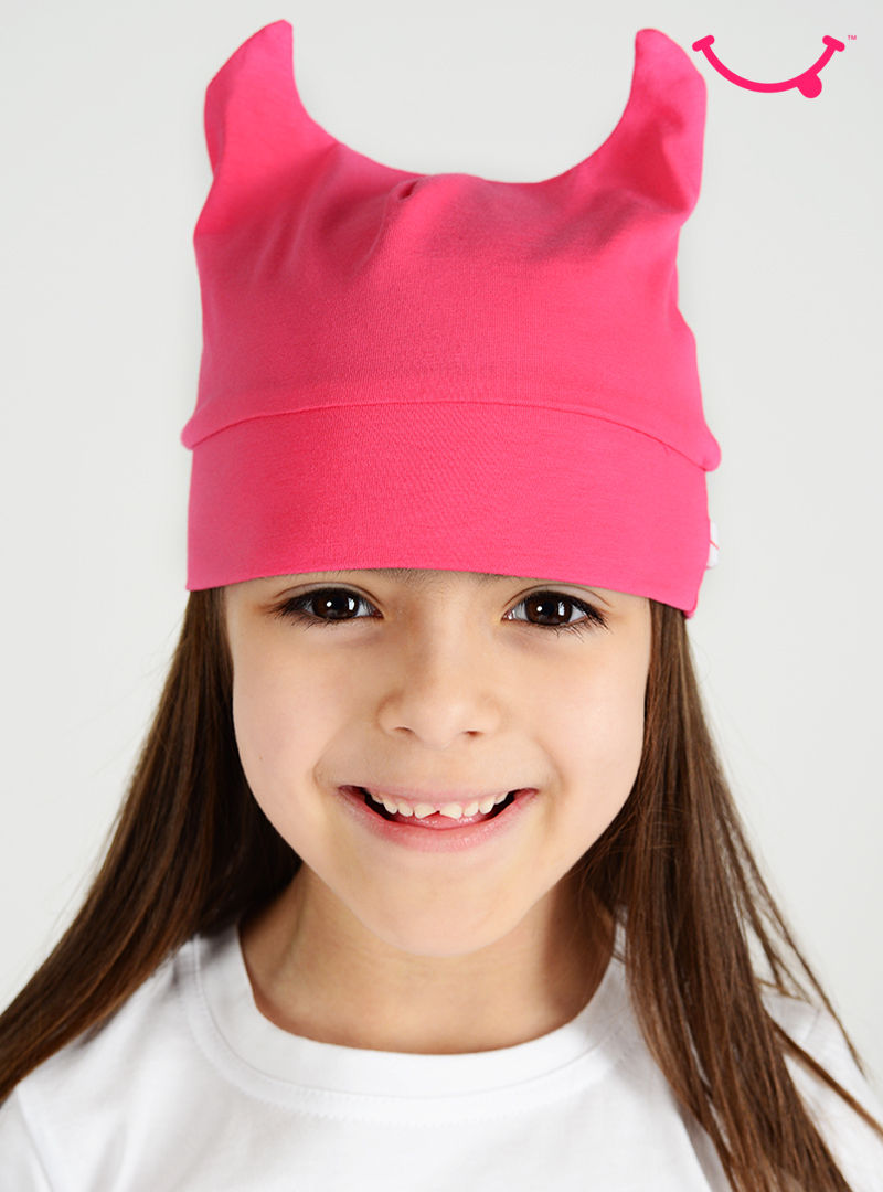 Детские шапочки из ткани